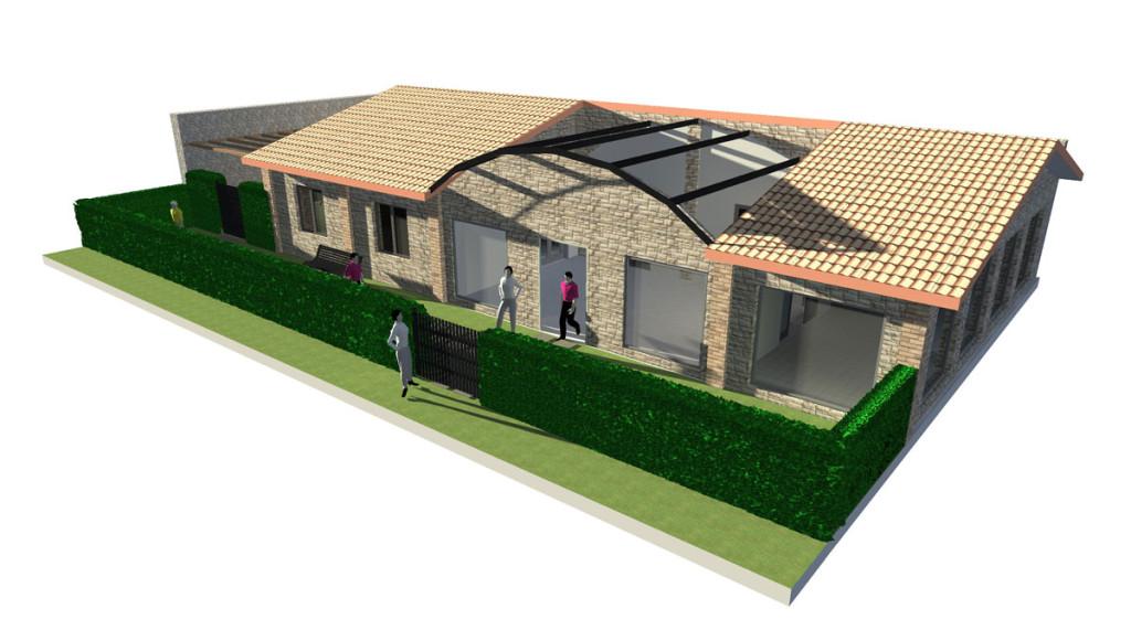 Il primo mattone della casa di toti laboriusa for Costo della casa di fronte al mattone